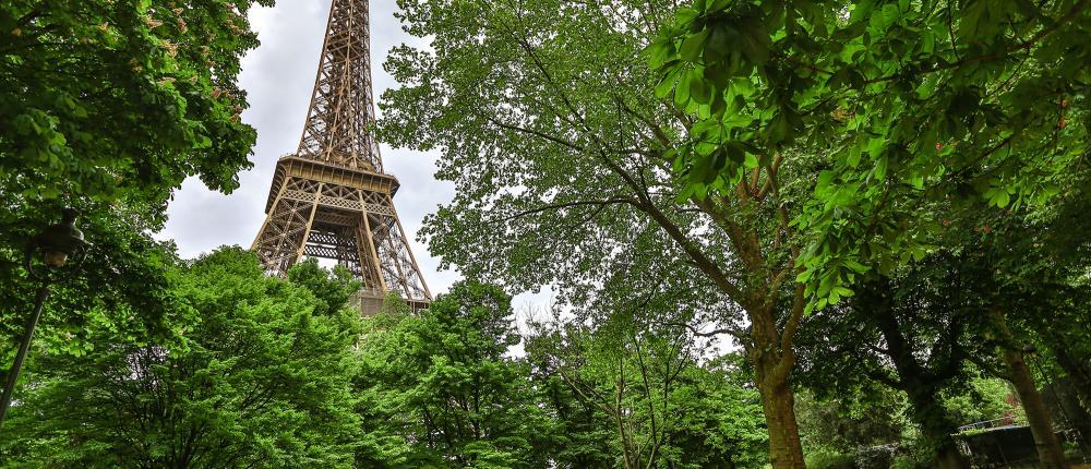 L'Hôtel Beaugrenelle Saint Charles et les Jardins de Paris