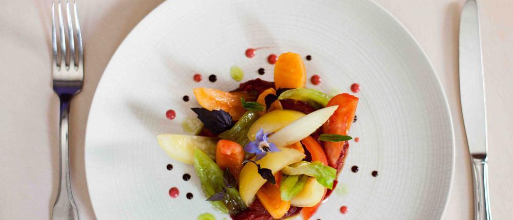 A gourmet partnership with the restaurant L'Epopée