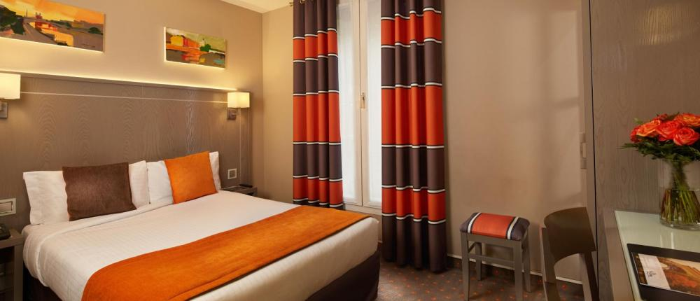 Your professional stay at the Beaugrenelle Saint Charles