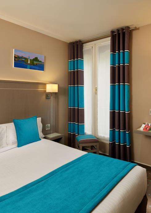 Hotel Beaugrenelle Saint Charles Tour Eiffel - Zimmer